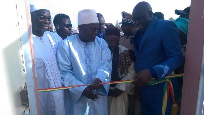 Inauguration du poste de santé de Gorom 2: les populations  de la contrée soulagées