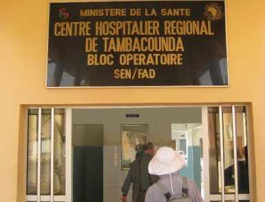 Tambacounda, l'hôpital régional a reçu 29 blessés et 8 corps non identifiés