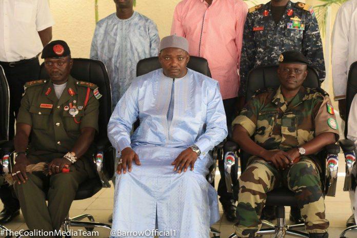 """Boycott de la «State House» et de l'avion présidentiel, """"confiscation"""" du logement de fonction de sa vice-présidente: Adama Barrow craint-il d'être atteint, mystiquement, par Jammeh?"""