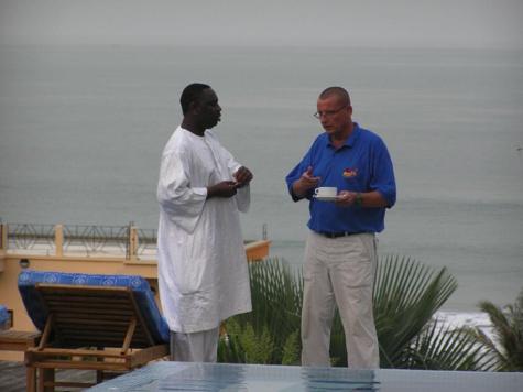 Sénégal : Bienvenue dans la résidence d'été des chefs d'État