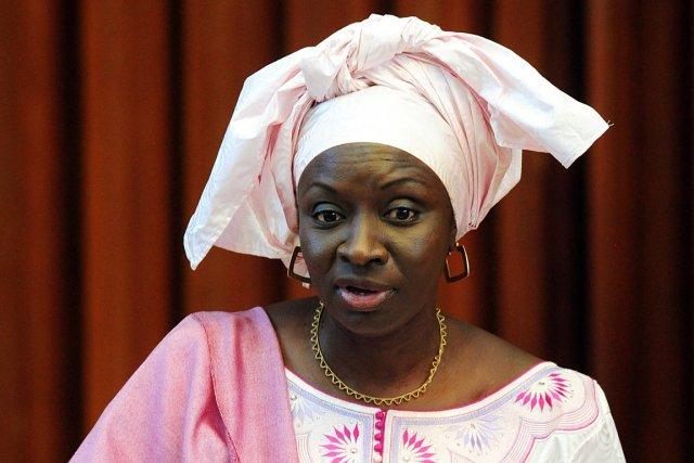 """Mimi Touré de retour à Grand-Yoff: """" Nous allons accélérer la transparence, la lutte contre la corruption..."""""""