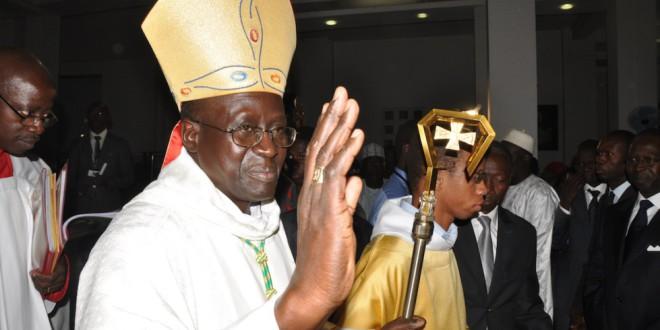 Incendie du Daaka: L'Eglise présente ses condoléances à la communauté musulmane