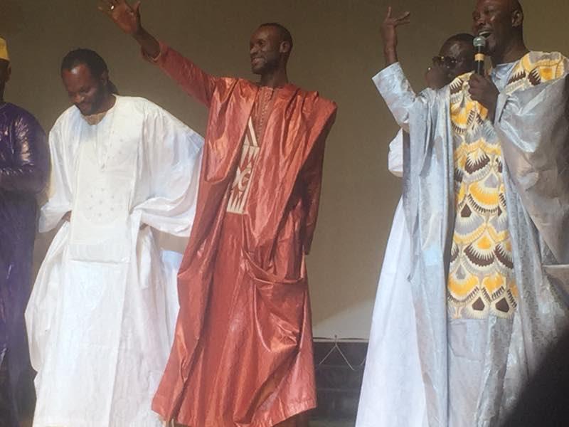 """Revivez en images la soirée """"Référendum Wiri Wiri"""" de la troupe """"Soleil Levant"""" au Grand théâtre"""