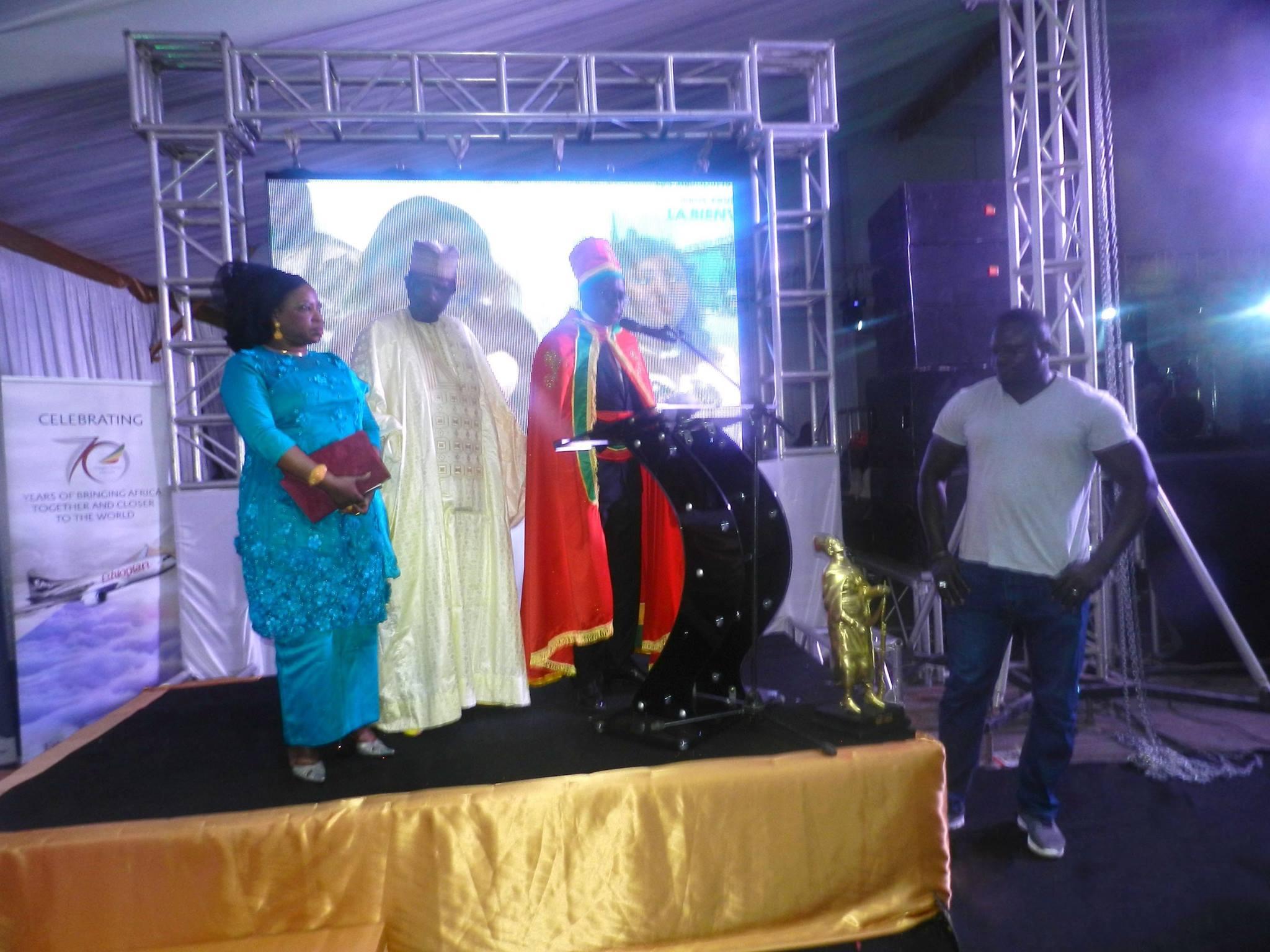 Célébration de l'Excellence: L'Unacois-Jappo honore le Dg des ADS, Pape Mael Diop