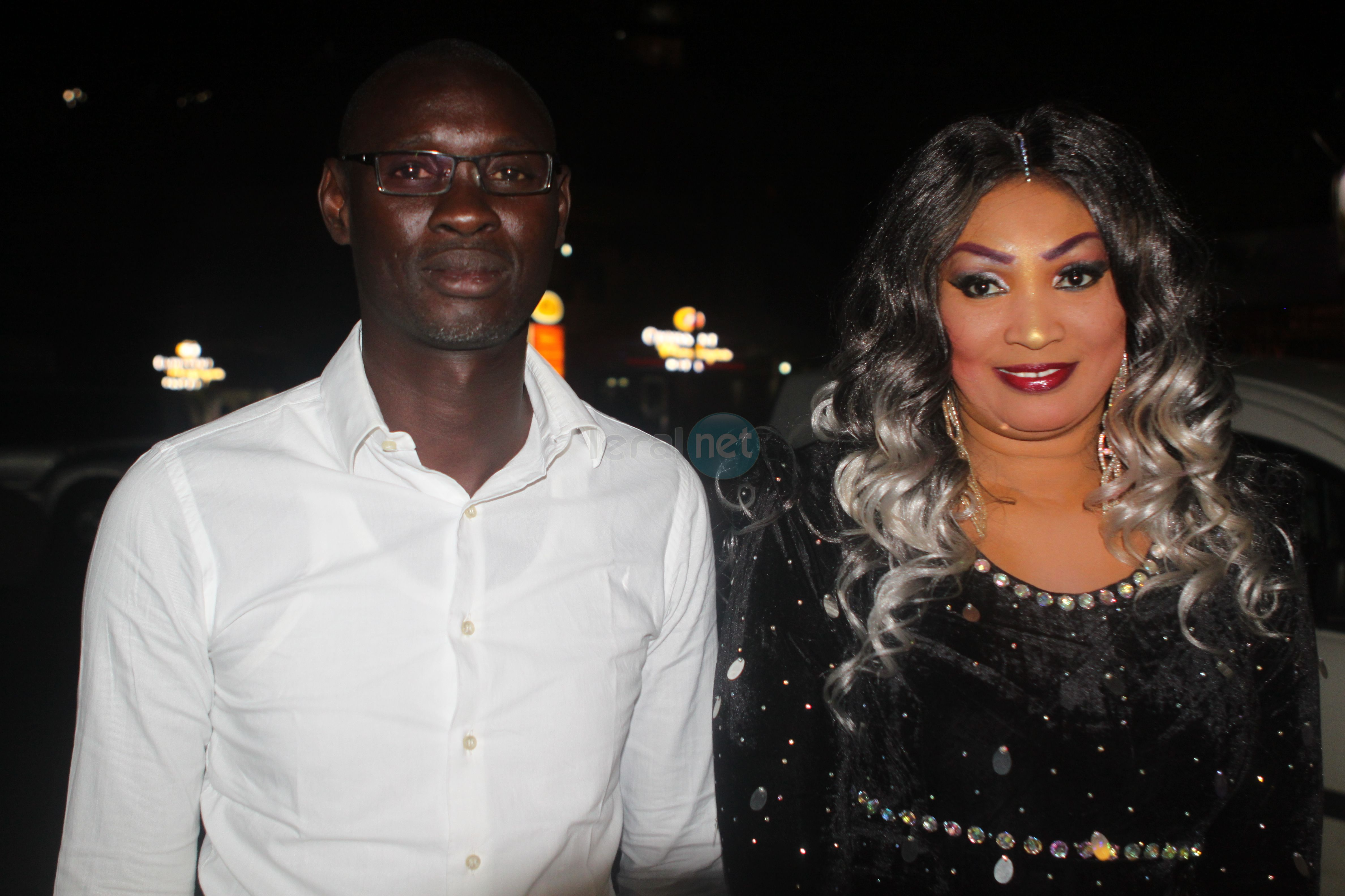 La styliste Nabou Diagne Salvador, très stylée et élégante