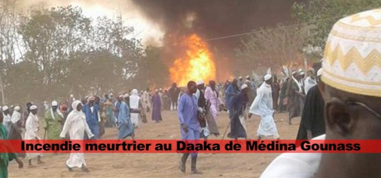 L'horrible bilan du drame de Médina Gounass: 30 morts, plus 100  blessés, 3000 personnes...
