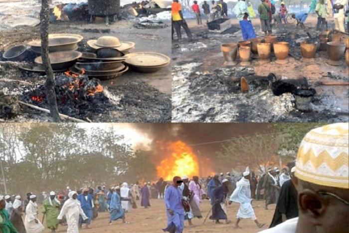 Incendie du Daaka: Un Imam et son fils arrêtés