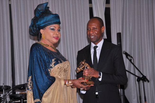 """Gala Chic et Glamour: Les lauréats du trophée """"Malaaw"""" au Pavillon le Doyen"""