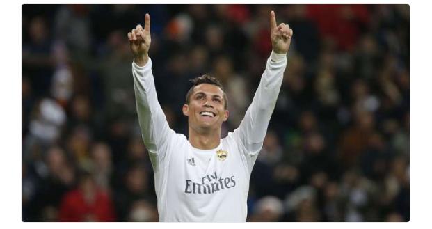 Grâce à son triplé face au Bayern, Cristiano Ronaldo totalise désormais 100 buts en Ligue des Champions ! Un record !
