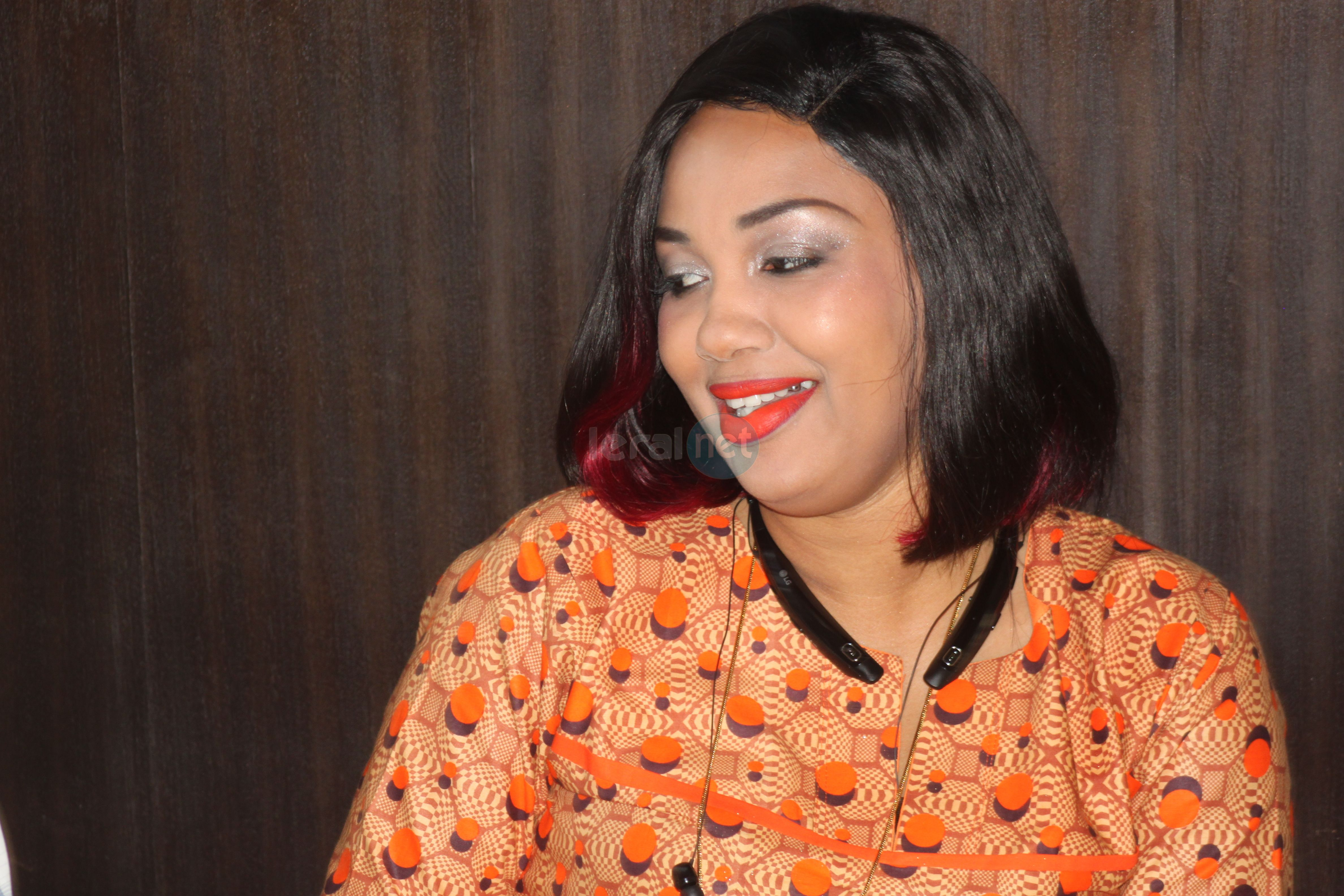 Dieynaba Seydou Ba de la TFM