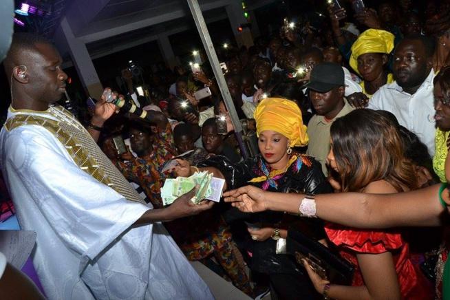 Revivez les moments époustouflants de la soirée de Pape Diouf à Kaolack
