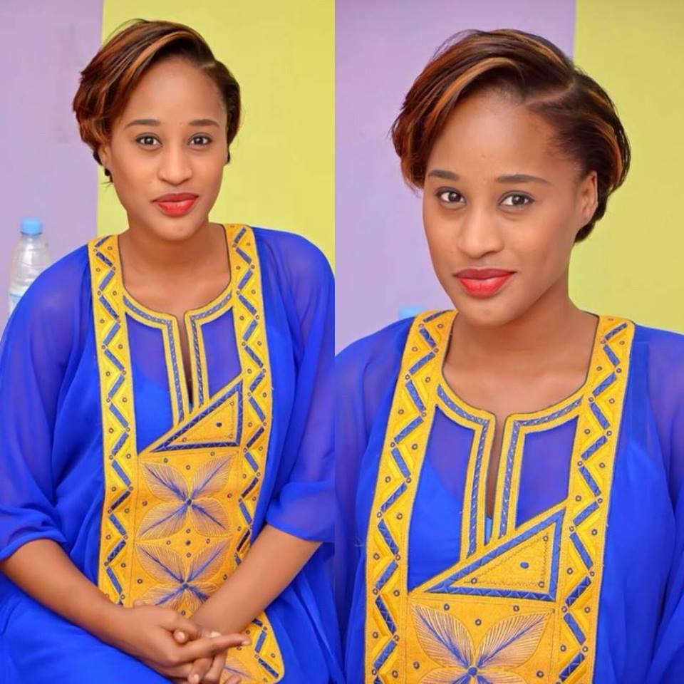 20 photos : Esther Ndiaye, où est passée la belle qui passait sur la TFM?