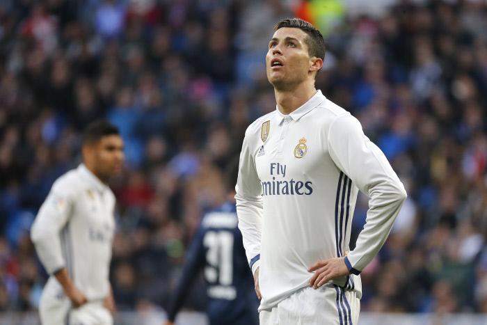 Real Madrid : Cristiano Ronaldo soutenu par son ex