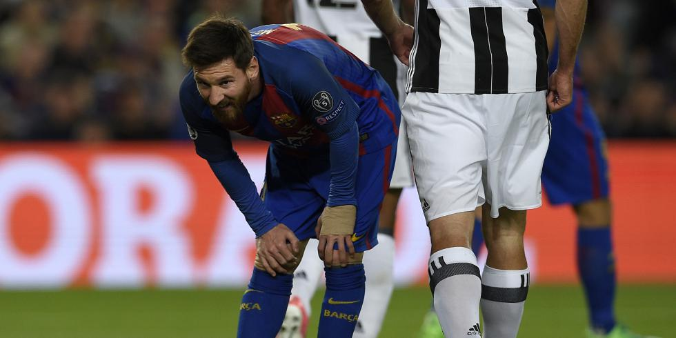 FC Barcelone-Juventus Turin : Le Barca tombe sur la solide défense de la Juventus