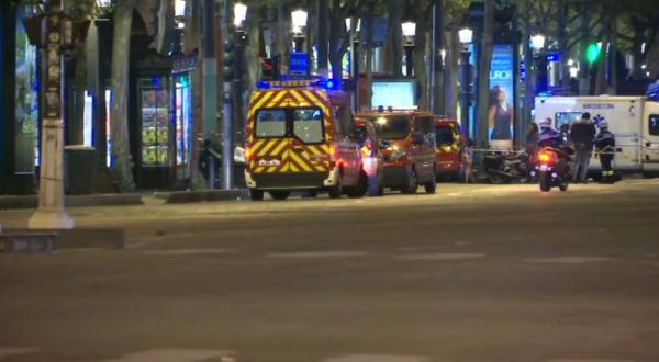 Paris: Daesh revendique la fusillade sur les Champs-Elysées