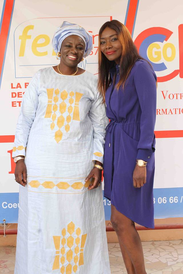 Coumba Gawlo Seck et Mimi Touré, une affaire de FEM (radio FM)