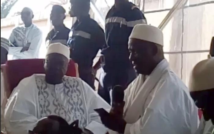 """Cheikh Tidiane Sy à Macky Sall : """"Votre geste envers Samuel Sarr, c'est une grande leçon  que nous devons retenir"""""""