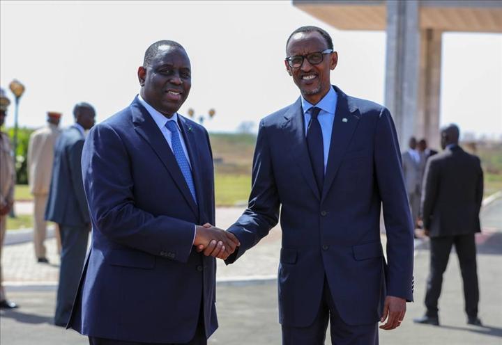 Super prix Grand Bâtisseur-Trophée Babacar Ndiaye, les Présidents Macky Sall et Paul Kagamé distingués en mai prochain