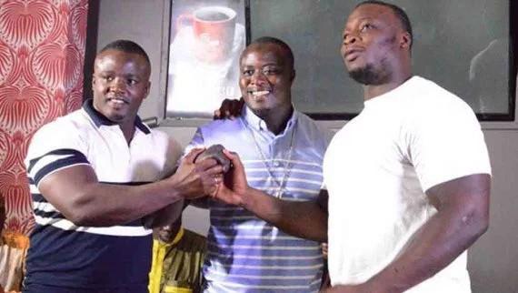 Abdou Bakhoum, manager du fils de Falaye Baldé: «Ama Baldé n'est plus sous contrat avec Assane Ndiaye»