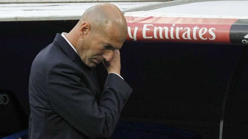 Clasico: Les erreurs de Zinedine Zidane