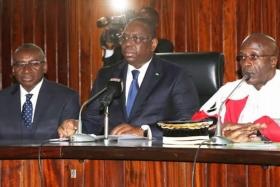 Conseil supérieur de la Magistrature : Souleymane promu magistrat hors hiérarchie