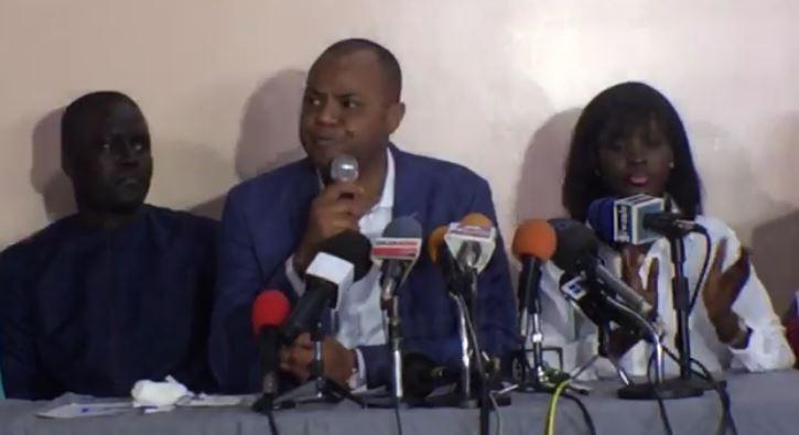 Reconquête de la majorité parlementaire, les jeunesses de l'APR sonnent la mobilisation mais dans la division