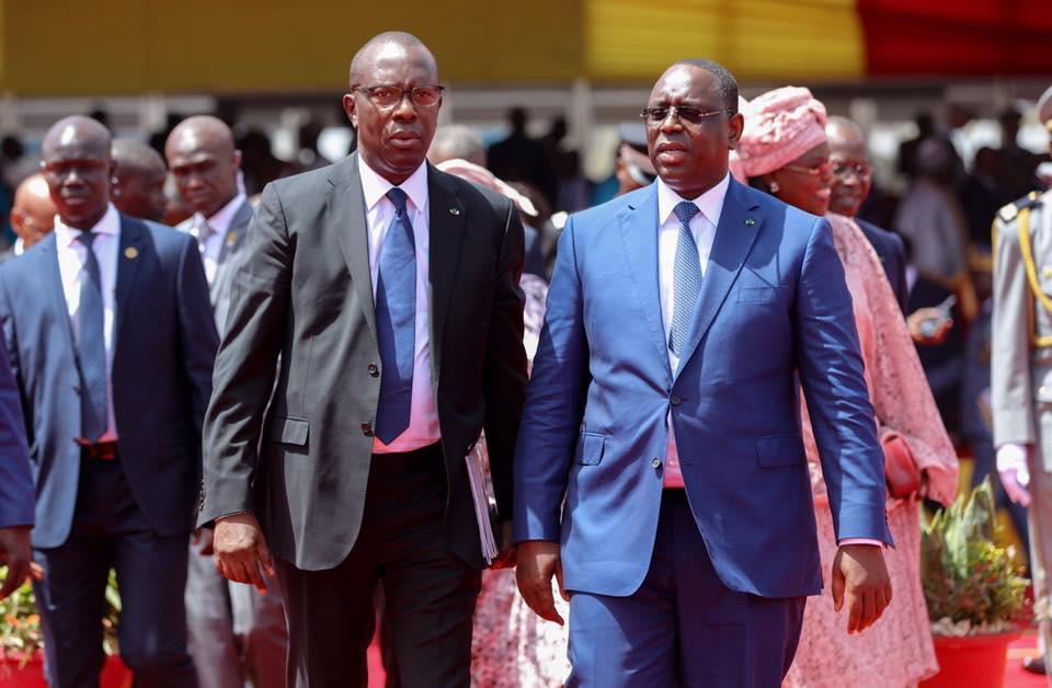 """Souleymane Ndéné Ndiaye dans la mouvance présidentielle: Chronique d'une transhumance """"Mackyllée"""" !"""