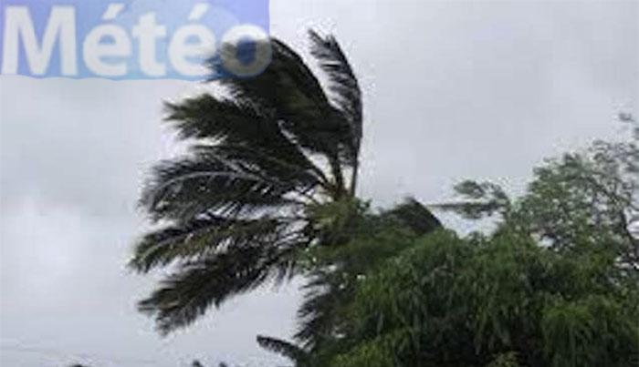 Alerte météo: Un vent assez fort annoncé sur la Petite Côte et la Casamance