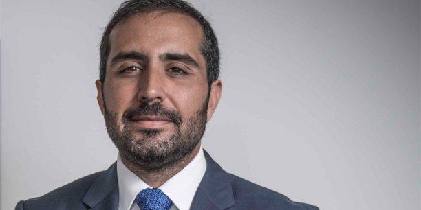 Abdelmalek Alaoui, CEO de la Tribune Afrique (Crédits : LTA)