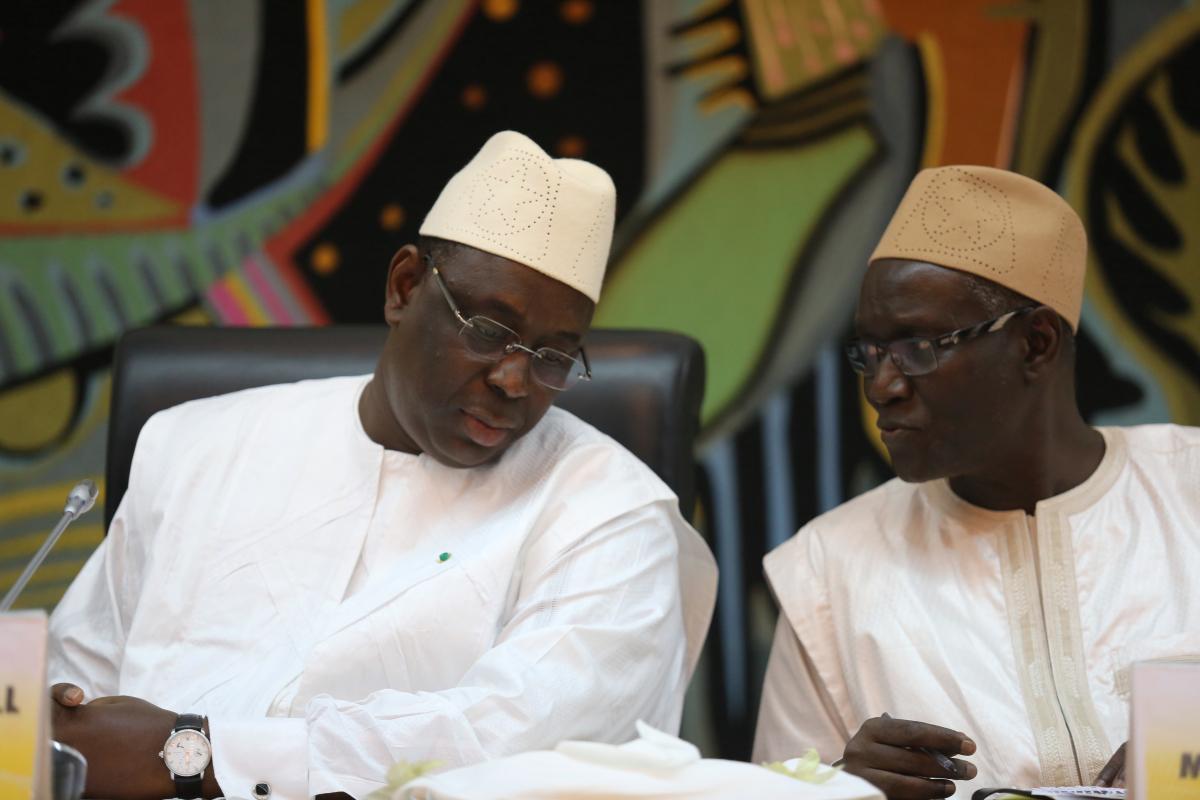 """Fonction publique : le régime indemnitaire est """"totalement injuste"""", selon Macky Sall"""