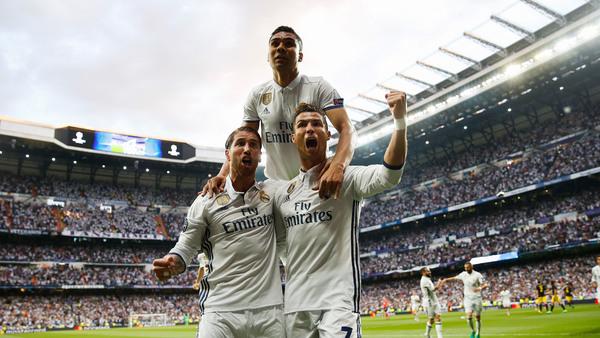 Ligue des Champions: Cristiano Ronaldo terrasse l'Atlético !