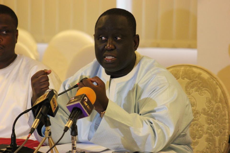 Guédiawaye: Les proches d'Aliou Sall indignés par les propos de Moustapha Diakhaté