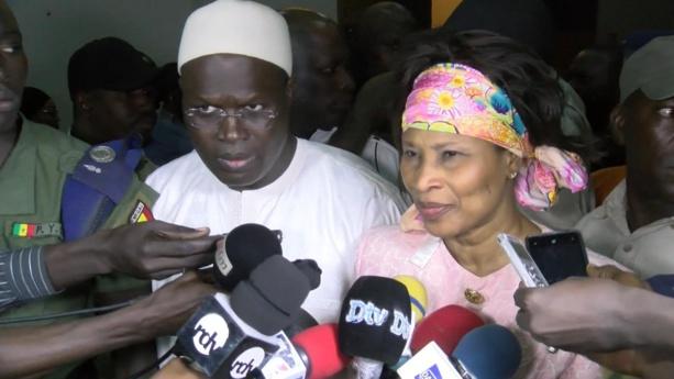 Aïssata Tall Sall, El Hadji Diouf et Souleymane Ndéné Ndiaye quittent la défense du maire de Dakar