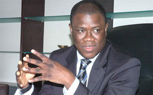 Le maire de Ziguinchor Abdoulaye Baldé