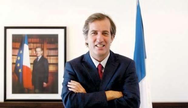 """Christophe Bigot: """"en décorant le DG de l'ISRA, nous saluons le monde agricole sénégalais"""""""