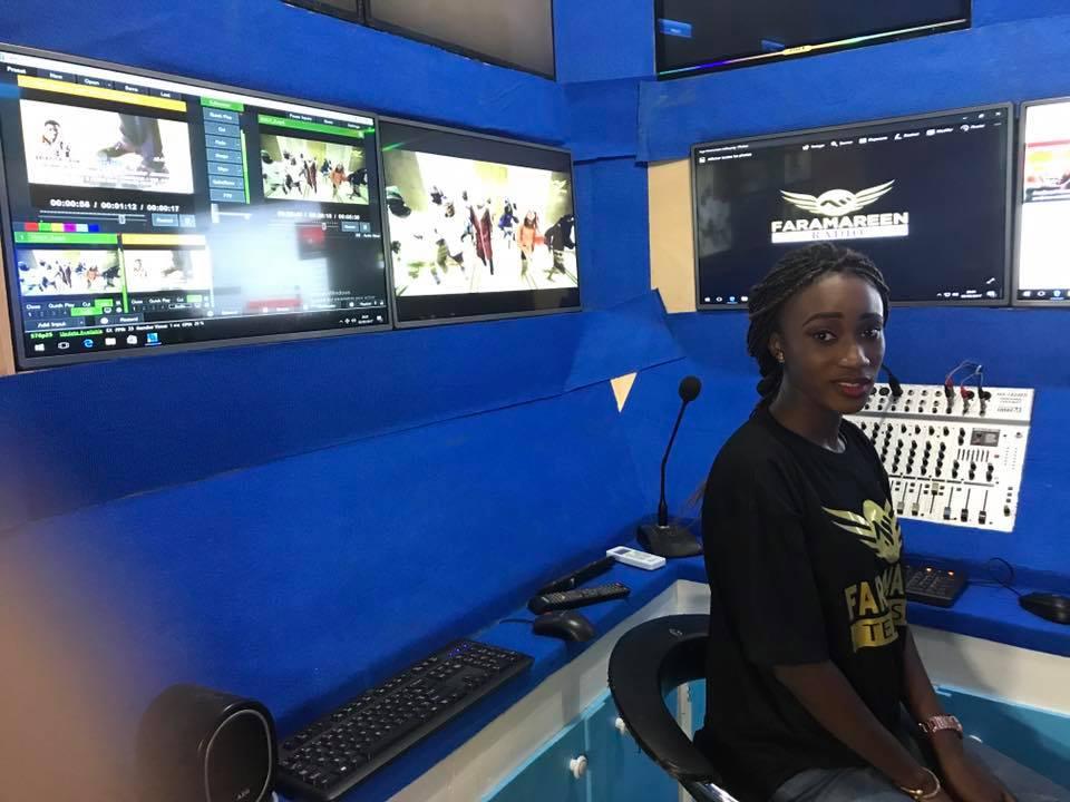 07 photos :  Voici les locaux de FARAMAREEN TELEVISION de Waly Seck …Regardez