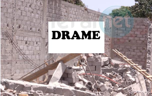 Drame à Ziguinchor: L'effondrement d'un bâtiment fait 2 morts
