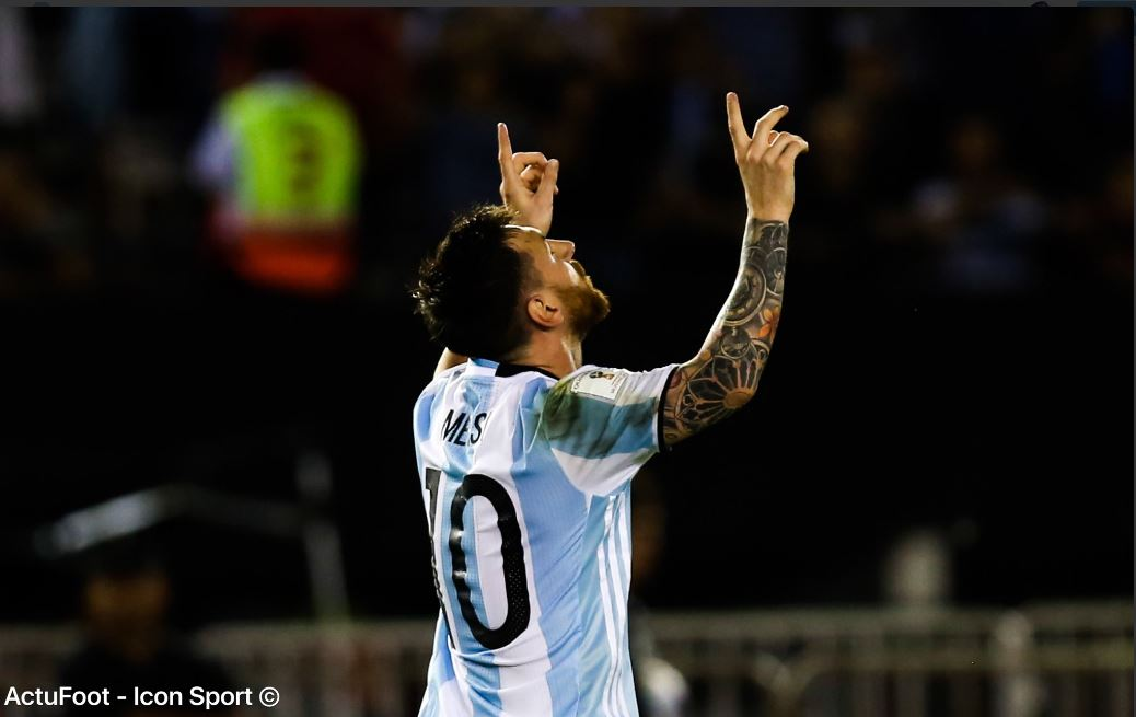 Officiel ! La suspension de 4 matches de Lionel Messi est levée par le Comité d'appel de la FIFA.