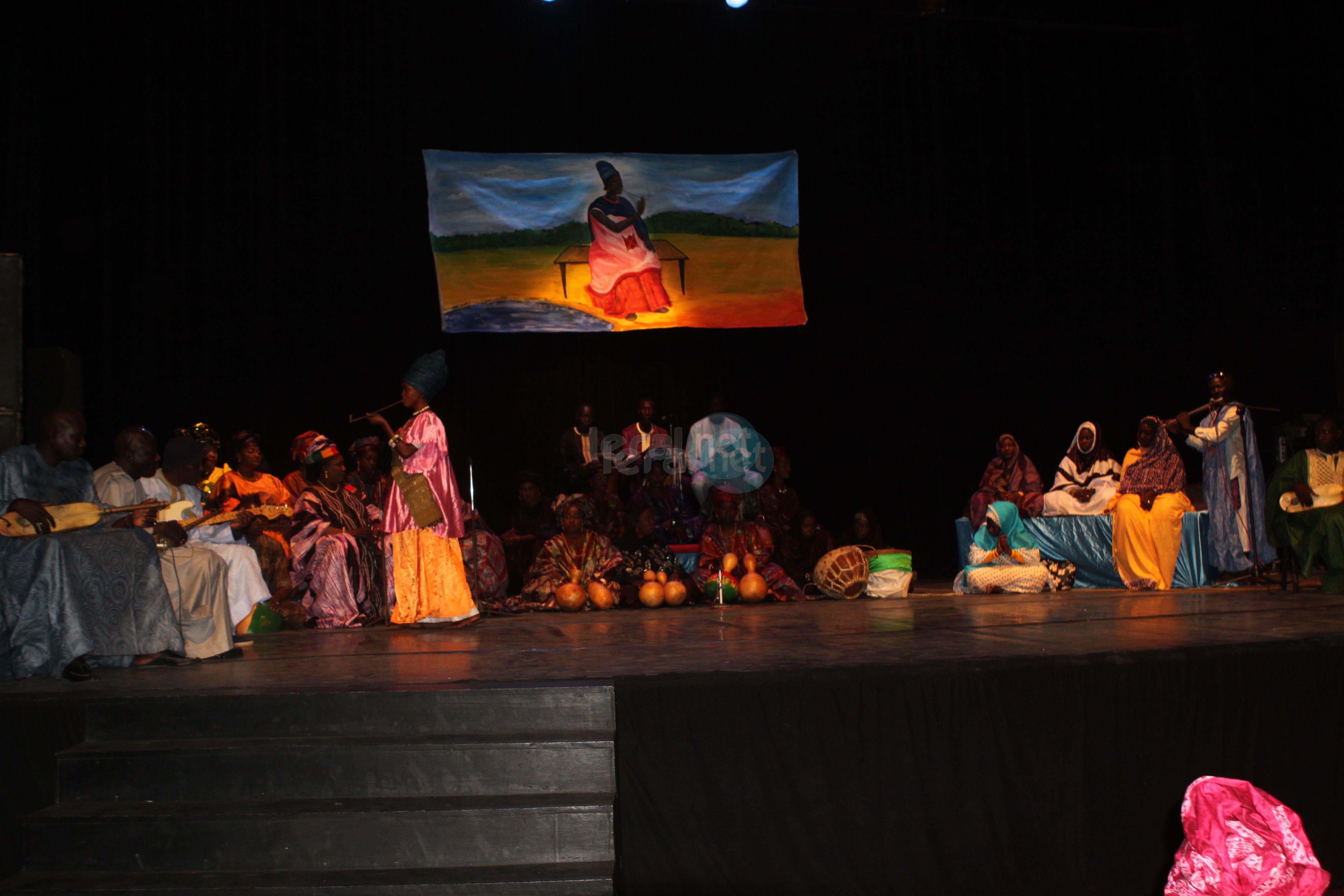 La grande nuit du Waalo organisée par l'association Jappo Liggeyal Dagana étale la culture des peuples de l'eau