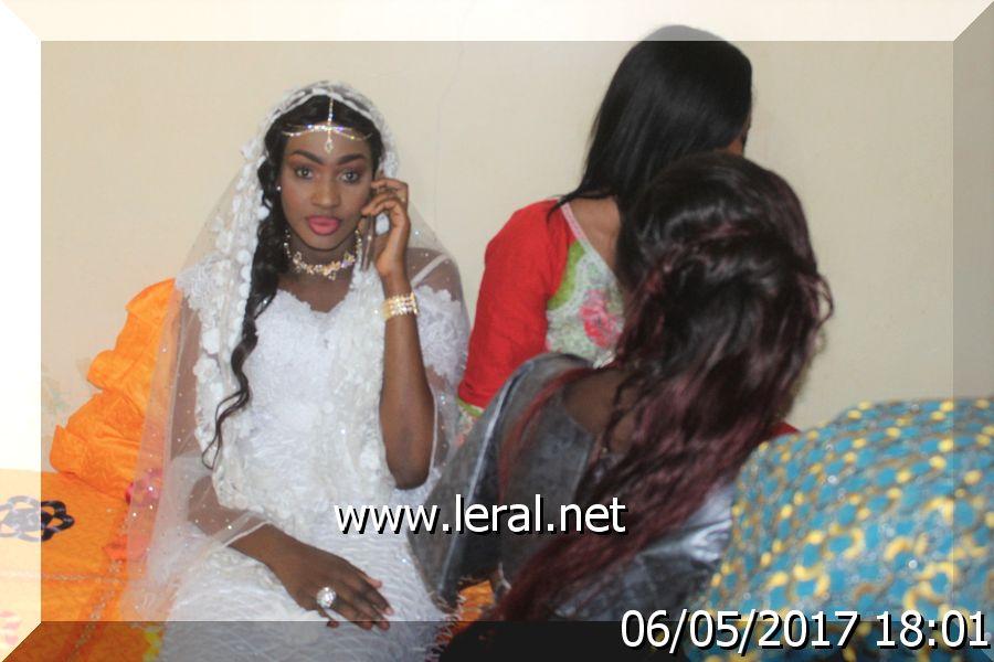 Carnet rose: La belle Fatoufine Niang n'est plus un cœur à prendre...