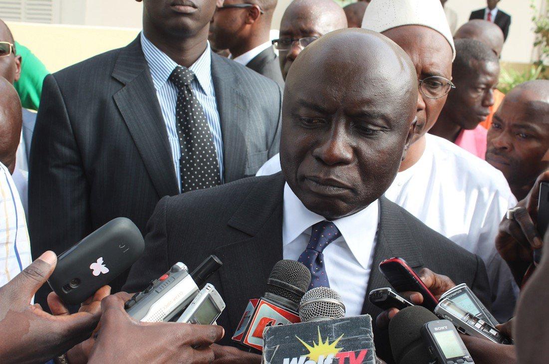 Idrissa Seck veut récupérer Thierno Alassane Sall, l'ex-ministre de l'Energie de Macky Sall