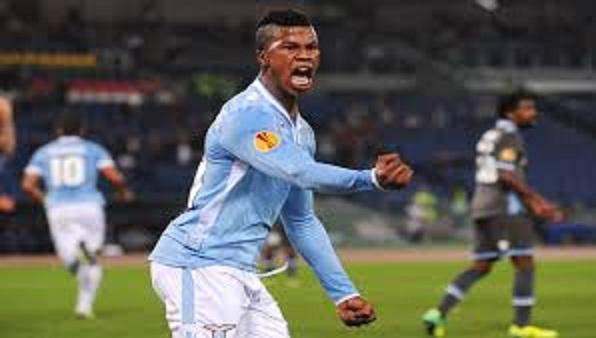 Lazio de Rome : Diao Baldé Keita élu joueur du mois d'avril