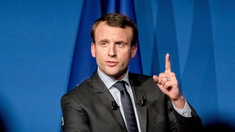 Elu Président français: Macron,  une ascension météorique