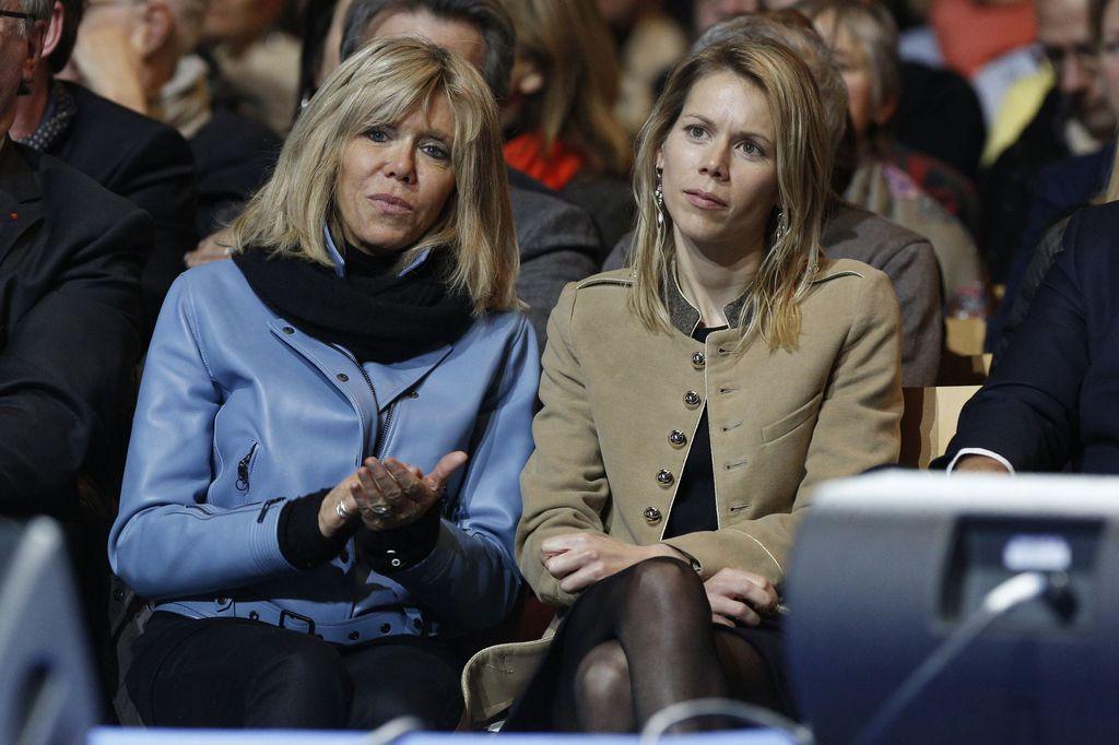 Qui est Tiphaine, la fille de Brigitte Trogneux et soutien assidu d'Emmanuel Macron ?