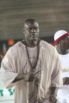 La lutte s n galaise a enregistr de grosses pertes cette for Interieur sport lutte senegalaise