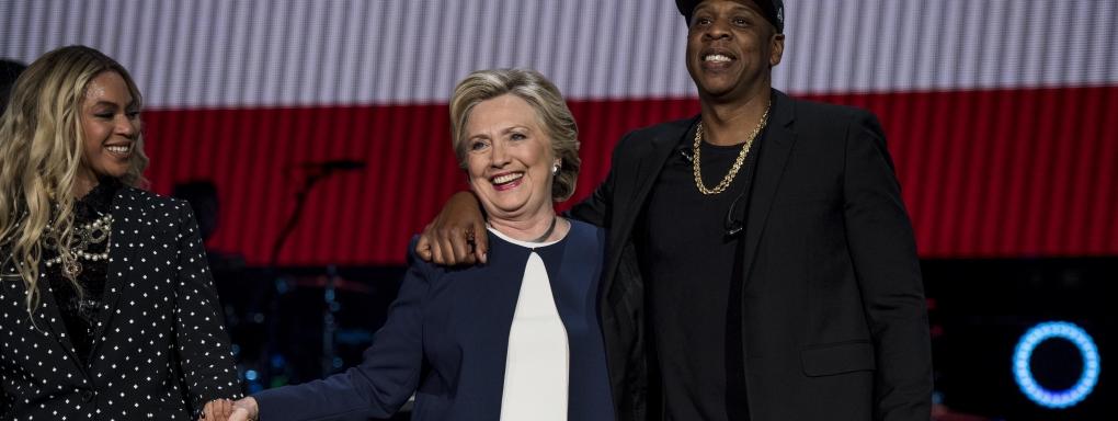 Beyoncé, Kim Kardashian, Katy Perry... ces stars engagées en politique