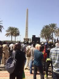 A.K Guèye, souteneur de l'imam Alioune Ndao, déféré au parquet pour trouble à l'ordre public, participation à une manifestation illicite