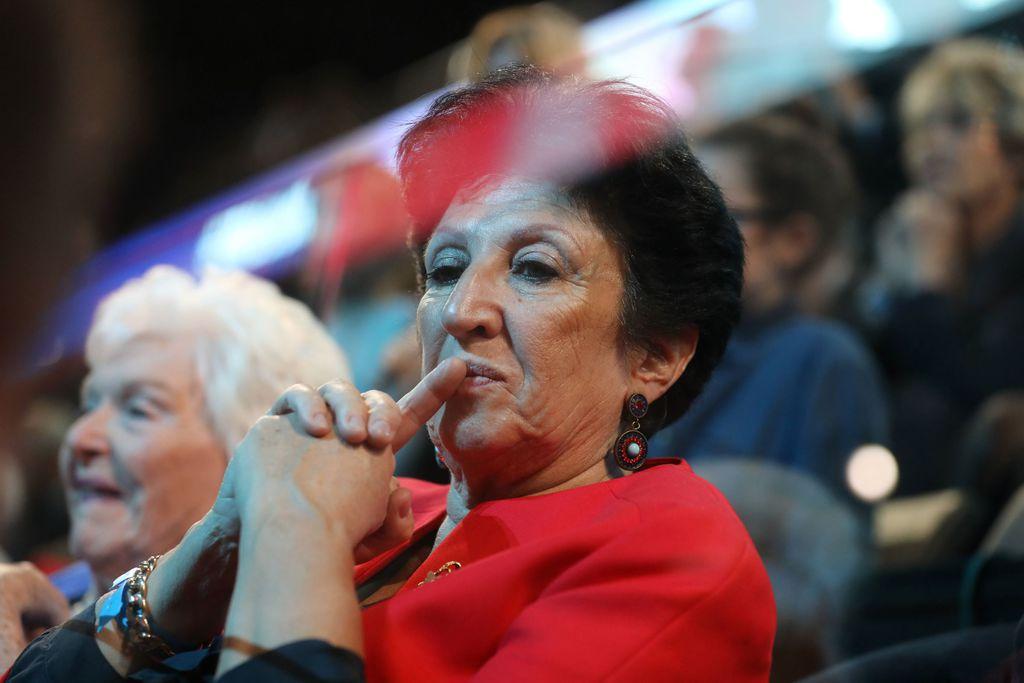 Françoise Noguès-Macron, la mère d'Emmanuel Macron