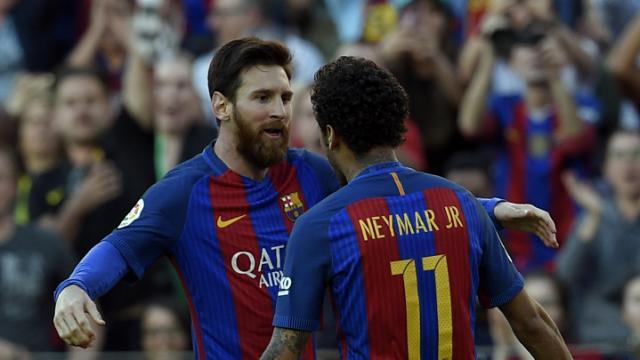 Barcelone, Neymar appelle ses dirigeants à prolonger Lionel Messi le plus vite possible