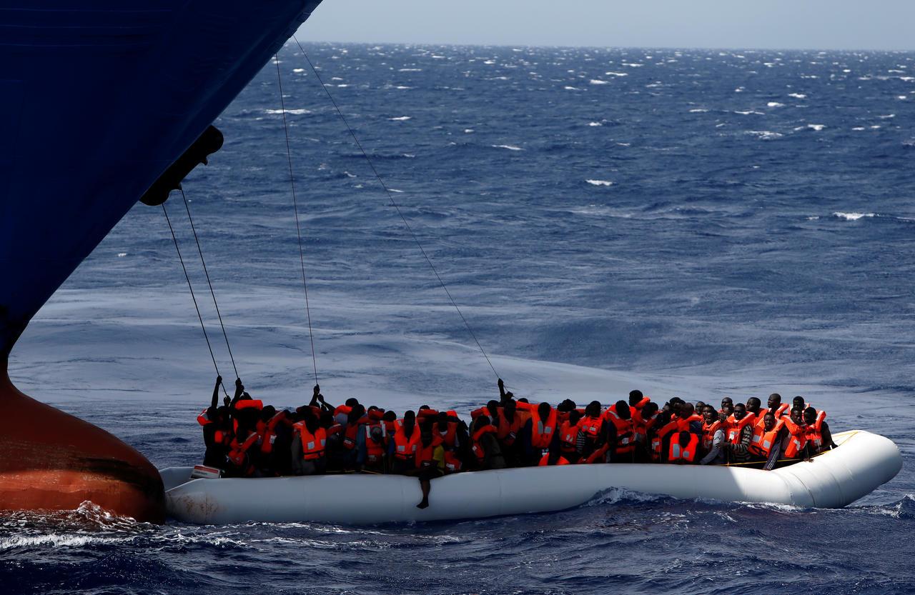 Traite et trafic de migrants La famille judiciaire veut endiguer le phénomène